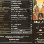 "Rückseite der CD ""Mir vsem"""