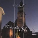 """Vorderseite der CD """"Weihnachtsoratorium und Missa in Es"""""""